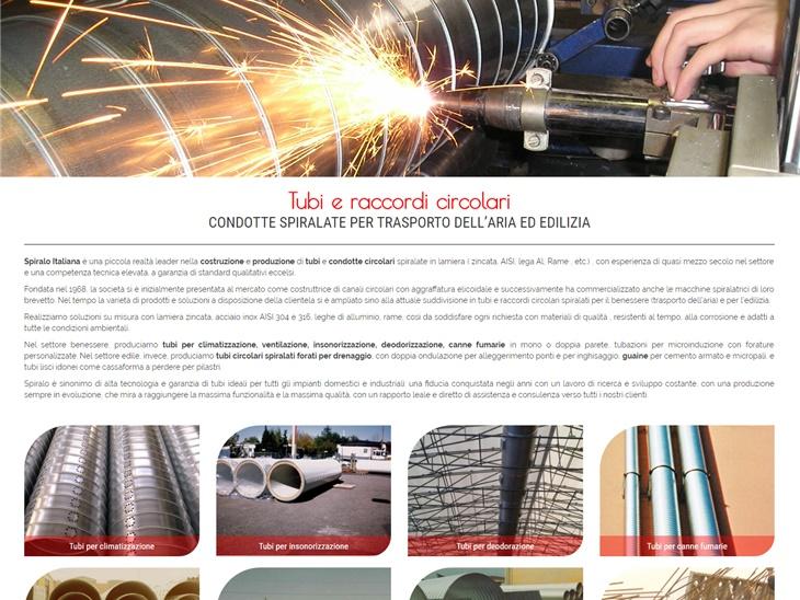 Online il nuovo sito Spiralo