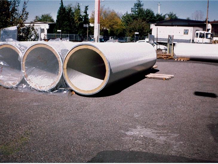 Tubi per insonorizzazione
